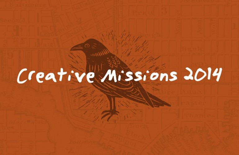CreativeMissions Baltimore 2014