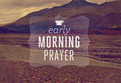 morning-prayer