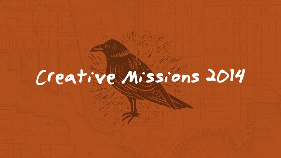 Creative Missions 2014 : Baltimore