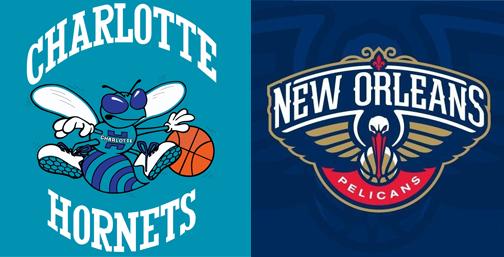 @Hornets & @NoPelicans (@NOLAPelicans)